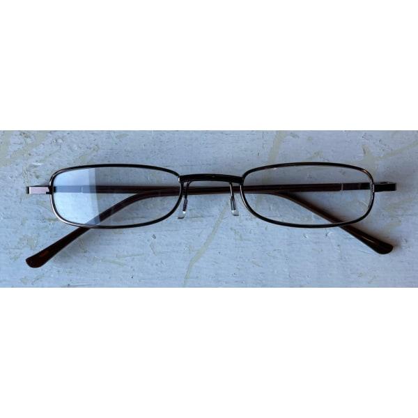 Läsglasögon 1.0 Duga i fodral svart Svart