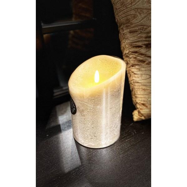 Stjernsund Lys LED Grå 10x15 cm timer Grey