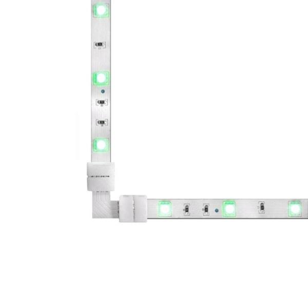 5 x RGB LED Stripe bar kontakt adapter 5050/3528 SMD For