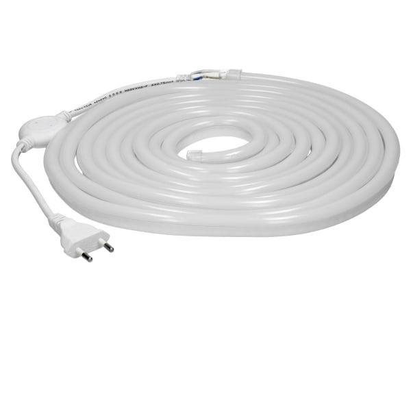 ECD Germany Neon LED Strip 4m - SMD 2835-120 lysdioder / m - 9W