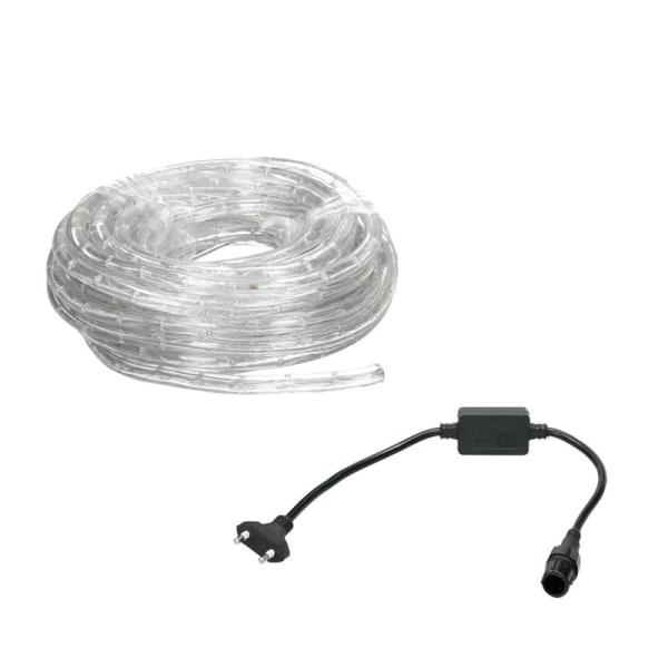 LED-ljus röret lampor röret lampor kedja slang IP44 10m Varmvit Varm vit