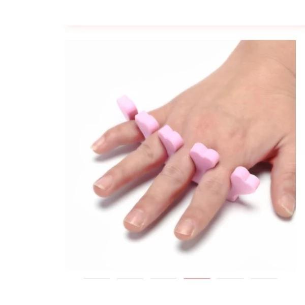 10-pack Fingerspridare   Hjärtan