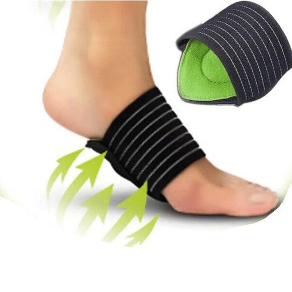 Hålfotsinlägg - Hjälper dig med ömma fötter & knän