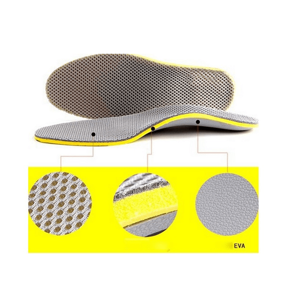 Hålfotsinlägg-perfekta i sneakers  41 - 45