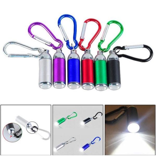 Lampnyckelring| Smidig och bra ljus!