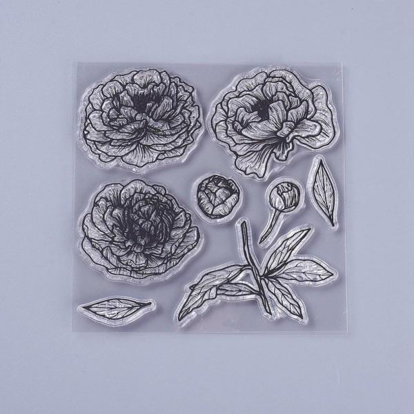 # 26 Kirkkaat postimerkit kukkia varten