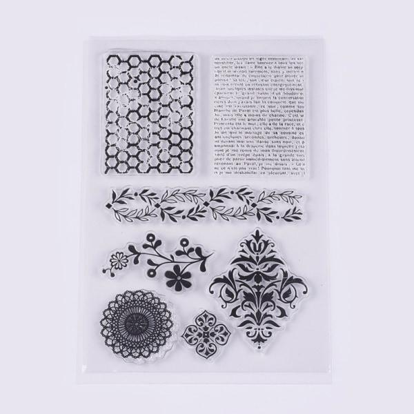 # 19 Ryd frimærker til Scrapbooking Mandala