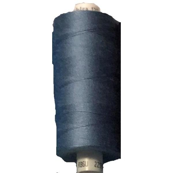 Sytråd Frakker 1000m Jeans Blå 07549