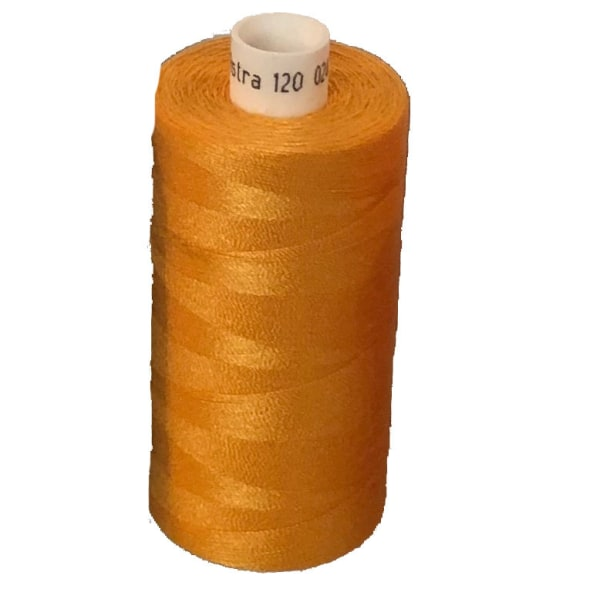 Ompelulanka Takit 1000m Oranssi 02478