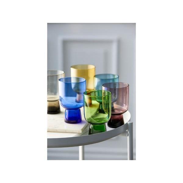 Lyngby Glas Tumbler 6 -pack  multifärg