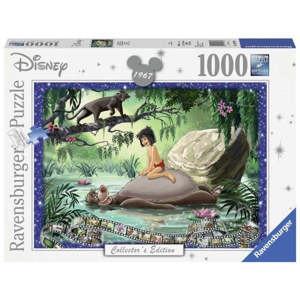 Ravensburger Disney, Djungelboken 1000 bitars Pussel multifärg