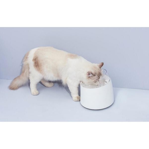 PetWant W2-N Vattenfontän för katt & hund Vit