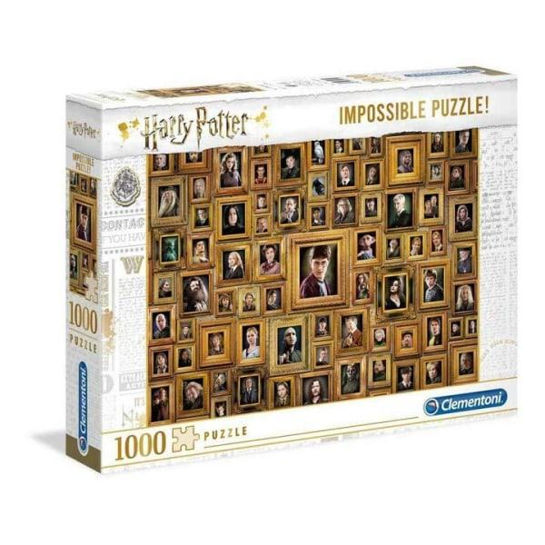 Clementoni  Puzzle - Harry Potter 1000 Bitar multifärg