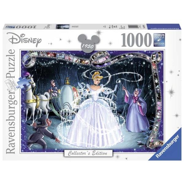 Ravensburger Disney, Askungen 1000 bitars Pussel multifärg