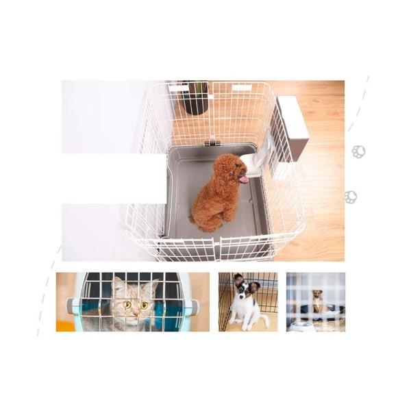 PetWant F4 Automatisk matskål för husdjur Vit