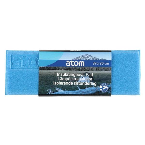 Atom Outdoors Isolerande sittunderlag Blå
