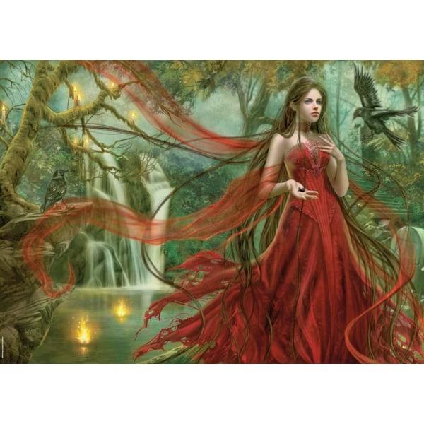 Heye Pussel - Ortega: New Red 2000 Bitar  multifärg