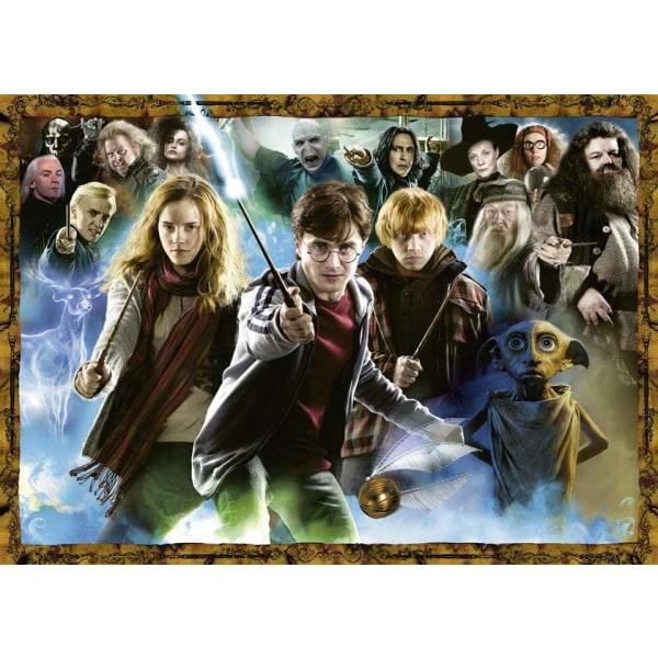 Ravensburger Pussel - Harry Potter 1000 bitar multifärg