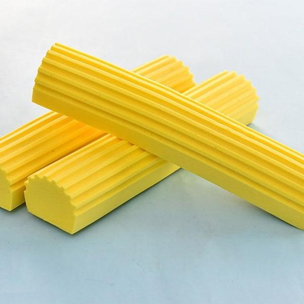 Hushållsrengöring Mophead PVA Sponge Foam Rubber Mop Top Absorber