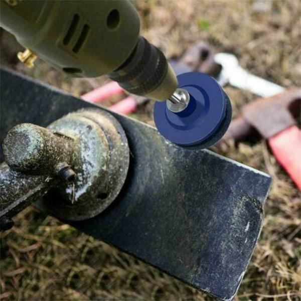 Slipmaskin för gräsklippare Snabbare slipmaskinsträdgård