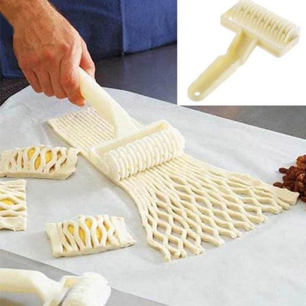 Nudlar Cutter Multi Function Roller Dough Cutter Plastic