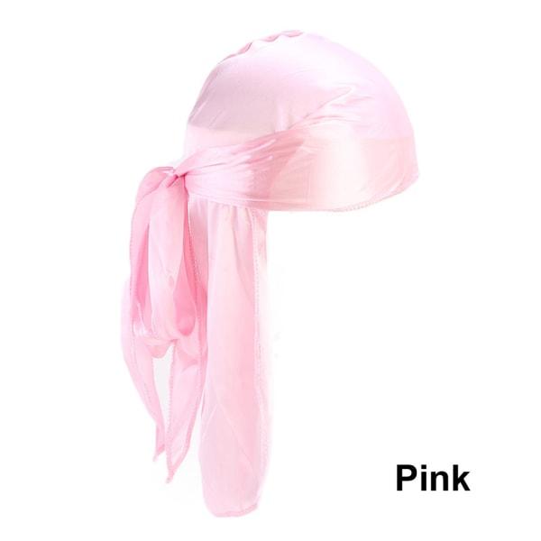 Bandana Silk Durag Pirate Hat