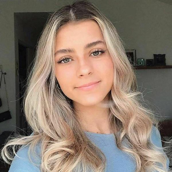 Kvinnor Silk Ribbon Hair Curler Heatless Curling Headband Yellow Blue