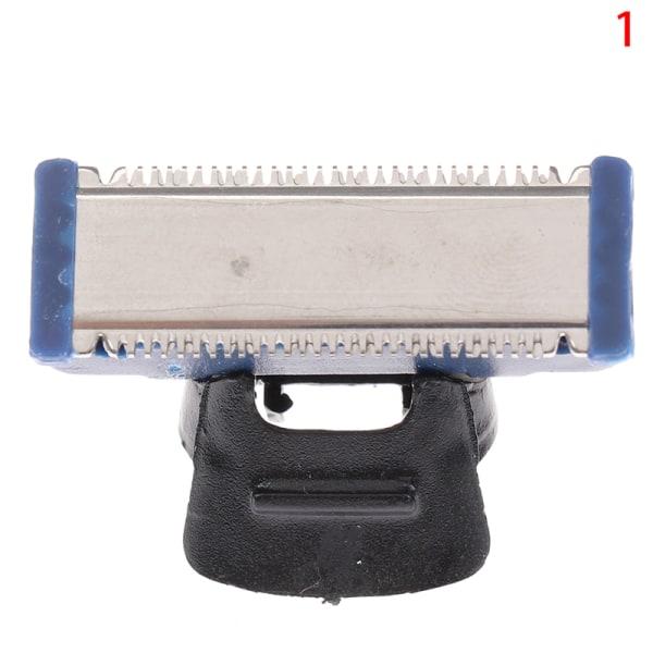 1 st ersättningshuvud för trimmermikro-touch ersättningsskär 1