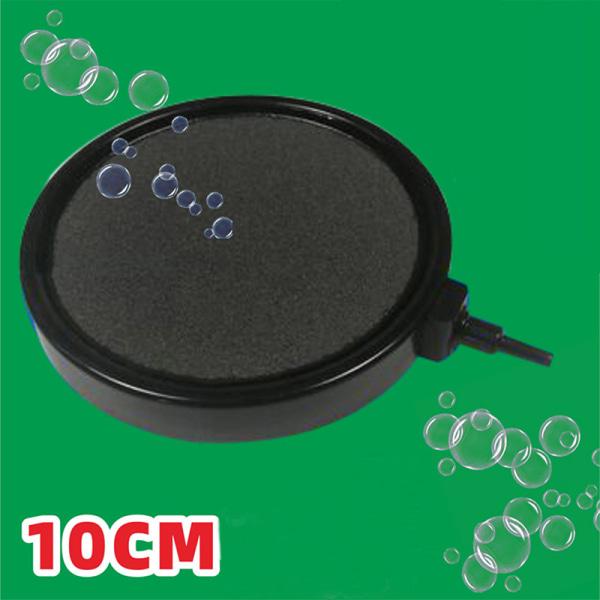100mm akvarium syre pump bubbla sten fisk tank luft sten aqua Black
