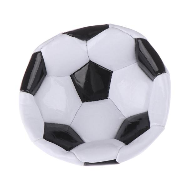 1 st Barnfotboll PVC Storlek 2 Klassisk svartvitt Tra