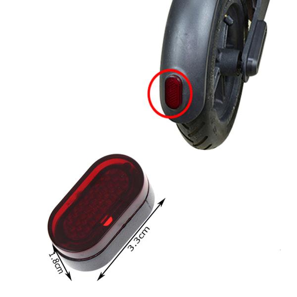 1 st Elektrisk skoter Bakskärmslampa för Xiaomi M365 Elec