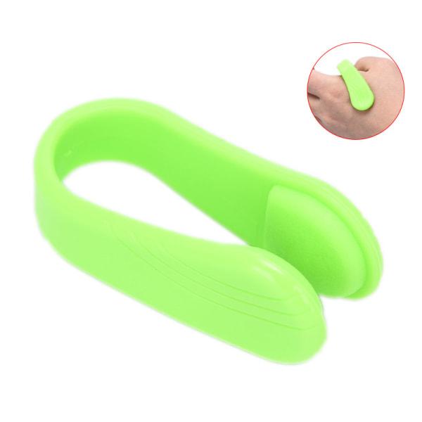1pc Massager Huvudvärk Lättnad All Natural Tension Relief Finger