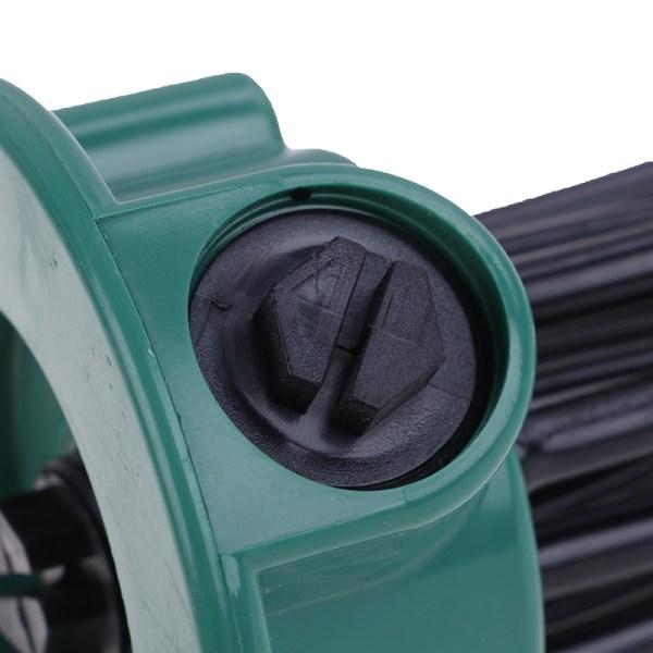 360 ° trädgårdssprinkler Auto Gräsmatta Bevattning Vattensprinkler Spra