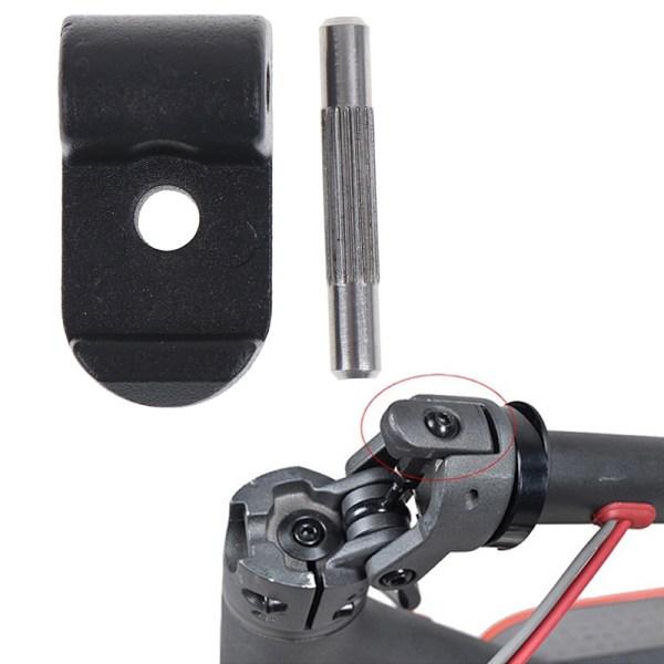 Elektroniskt sparkcykellås med utbyte av ratt för