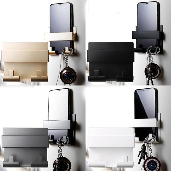 Hotel Universal Paste Style Phone Charging Holder Bracket Wall