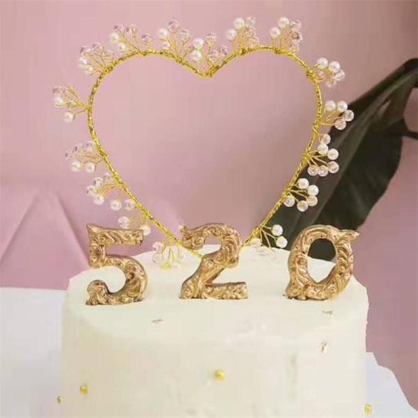 just gift mr & mrs cake topper bröllopstårta topper engagemang g