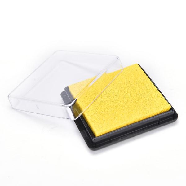 NY 1 ST Hantverksoljebaserad DIY bläckdyna för gummistämplar F
