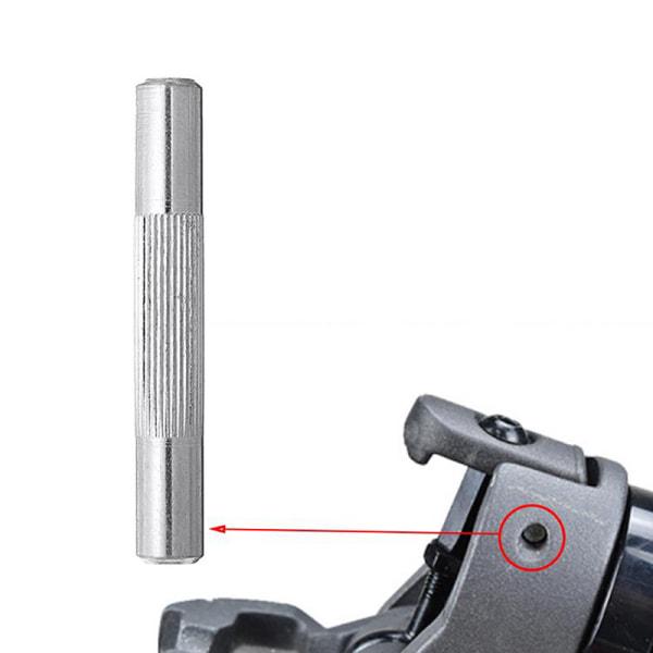 Förstärkt lås vikbar spänne krokstift för Xiaomi Mijia M365 E