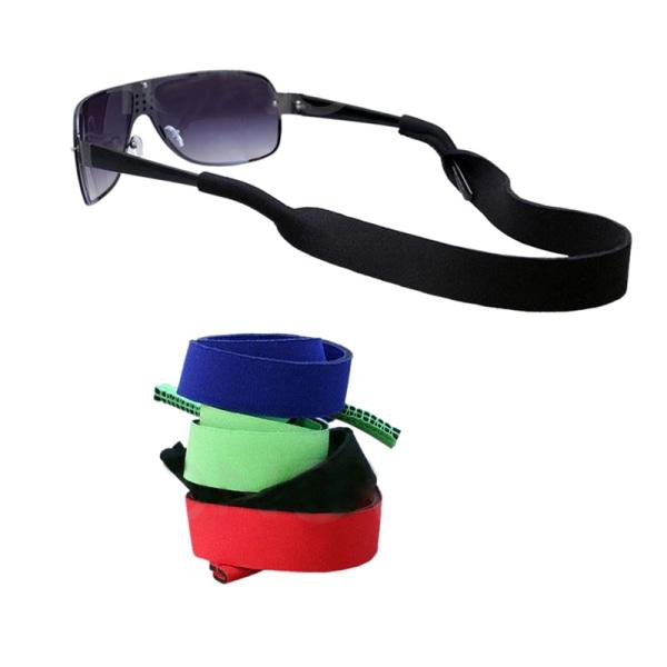 Glasögon Solglasögon Neopren Stretchy Sports Band Stra
