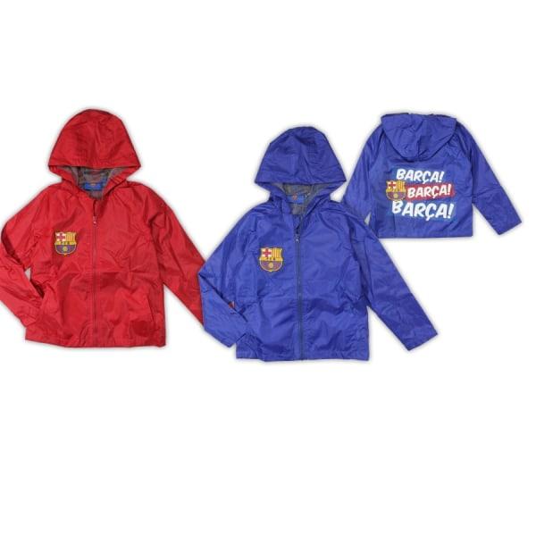 FC Barcelona vårjacka Röd 98