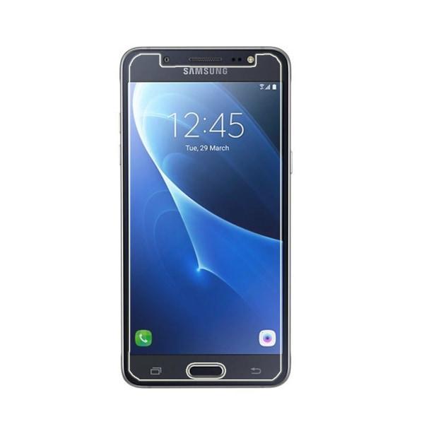 Samsung Galaxy J5 6 (2016) Härdat Glas Skärmskydd Transparent