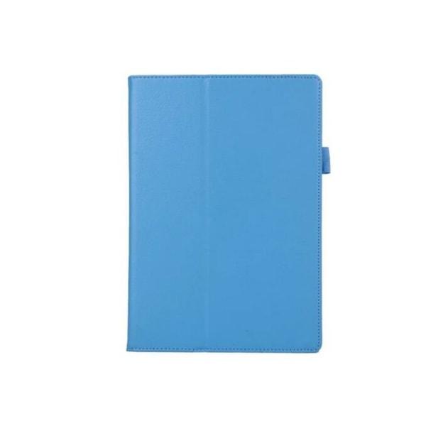 Flip & Stand Nahkakotelo Smart Case Samsung Galaxy Tab A 10.1 20 Black