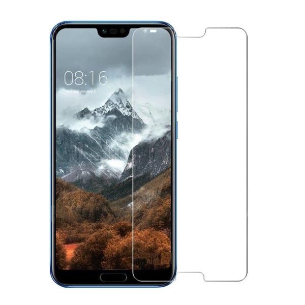 Huawei Honor 10 Härdat Glas Skärmskydd Retail Transparent