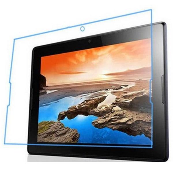 Härdat glas skärmskydd Lenovo IdeaTab A10-70  A7600 Transparent