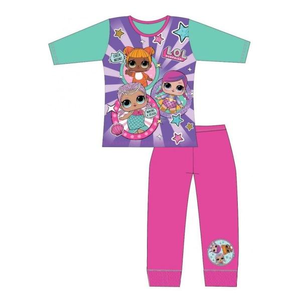 L.O.L Surprise! Pyjamas 2 Delar LOL MultiColor 110