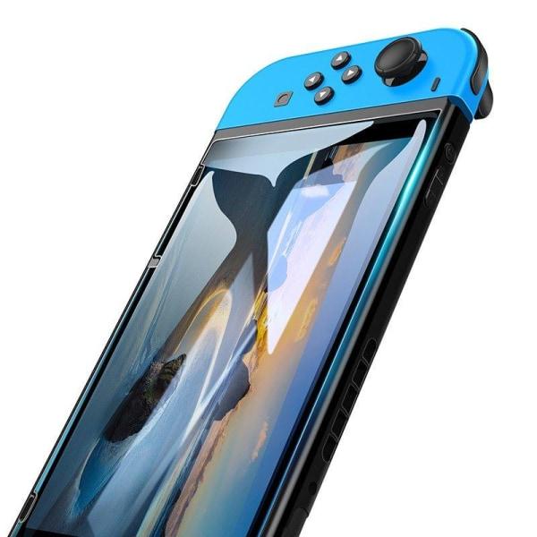 Ugreen 2-Pack Nintendo Switch Härdat Glas Skärmskydd Glasskydd  Transparent