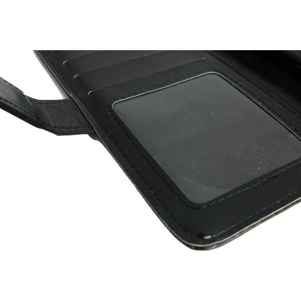 Plånboksfodral Galaxy S6 Edge PLUS  ID Ficka + Handlovsrem Cerise
