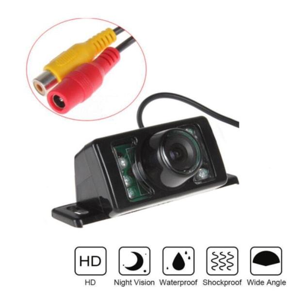 170 CMOS-bakre backkamera för backvy 7 IR Night Vision