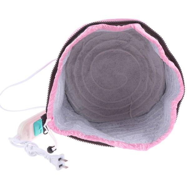1 st Nourishing Hair Care Cap Thermal Treatment Beauty Steamer N