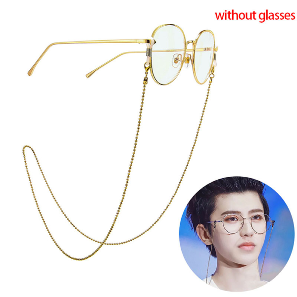 Glasögonsnodläsglasögon Glasögon Glasögon Kedjerem Ho